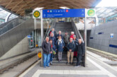 Förderverein Eisenbahn Rinteln-Stadthagen und Pro Bahn zu Besuch bei RegioTram-Erfolgsmodell Kassel