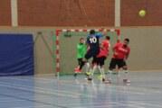Futsal in der Kreissporthalle Rinteln: VTR-Team gewinnt gegen Hannover 96