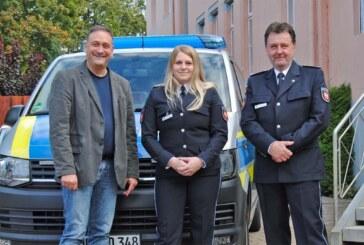 Führungswechsel: Neue Leiterin im Einsatz- und Streifendienst der Polizei Rinteln