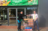 Erneut Spendengüter von heimischen Unternehmen ins Ahrtal transportiert