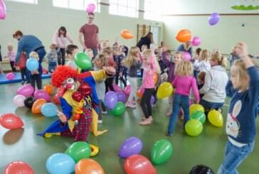"Engern: Kita ""Zum Gänseblümchen"" feiert den Weltkindertag"