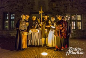 Engel, Lumpen, Totengräber: Im 10. Jahr zum letzten Mal in Rinteln